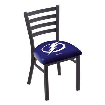 NHL Stationary Side Chair NHL Team: Tampa Bay Lightning