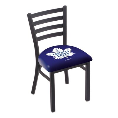 NHL Stationary Side Chair NHL Team: Toronto Maple Leafs