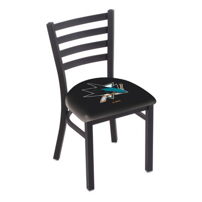 NHL Stationary Side Chair NHL Team: San Jose Sharks