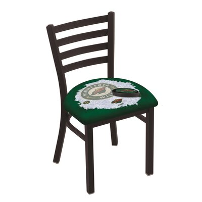 NHL Stationary Side Chair NHL Team: Minnesota Wild