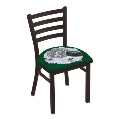 NHL Stationary Side Chair NHL Team: Dallas Stars