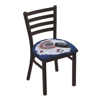 NHL Stationary Side Chair NHL Team: Colorado Avalanche