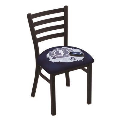 NHL Stationary Side Chair NHL Team: Tampa Bay Lightning