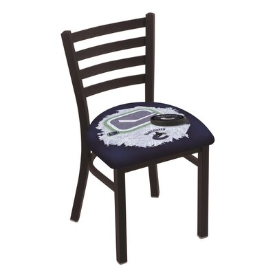 NHL Stationary Side Chair NHL Team: Vancouver Canucks