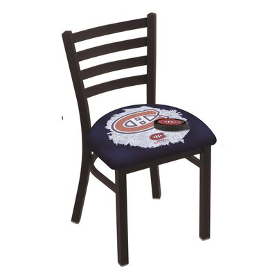 NHL Stationary Side Chair NHL Team: Montreal Canadiens