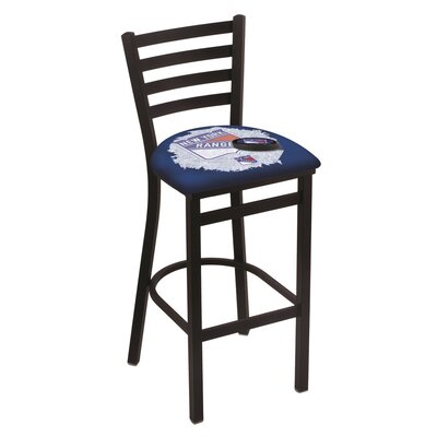 NHL Bar Stool NHL Team: New York Rangers