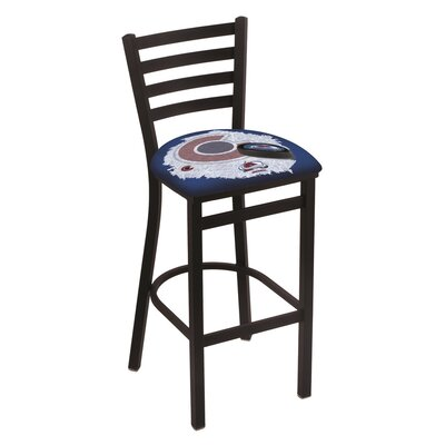 NHL Bar Stool NHL Team: Colorado Avalanche