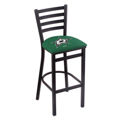 NHL Bar Stool with Cushion NHL Team: Dallas Stars