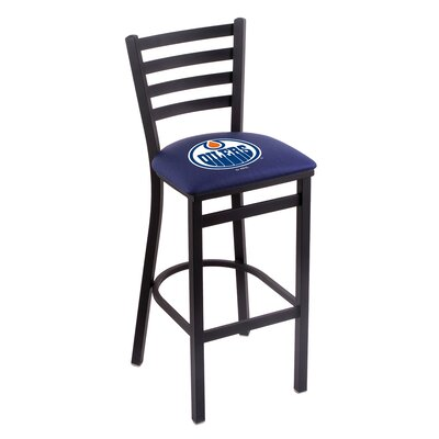 NHL Bar Stool NHL Team: Edmonton Oilers