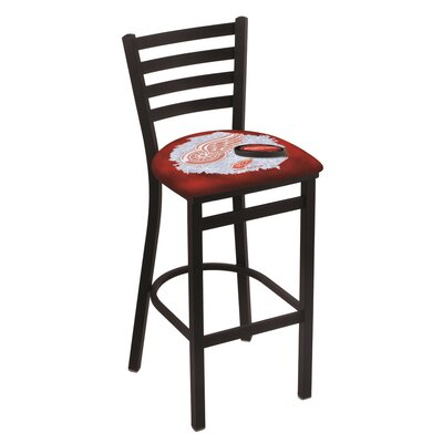 NHL Bar Stool NHL Team: Detroit Red Wings