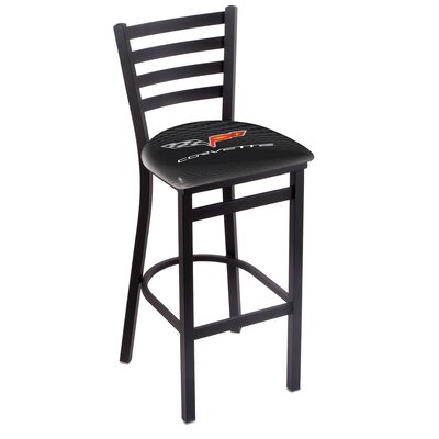 Corvette Bar Stool with Cushion
