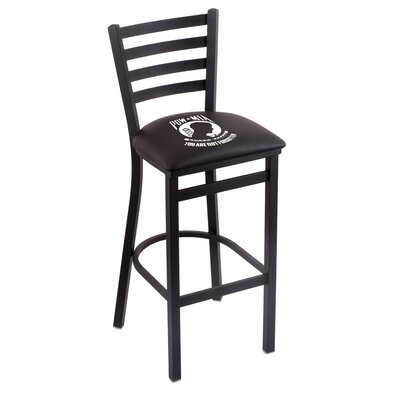POW/MIA Bar Stool with Cushion