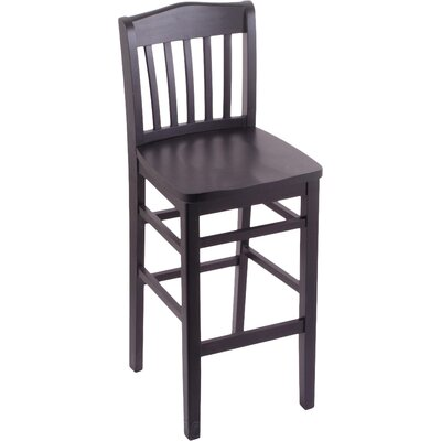 25 Bar Stool Finish: Black