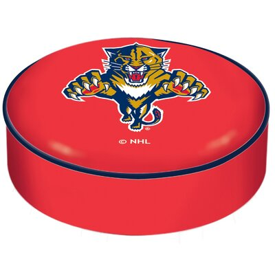 NHL Bar Stool Seat Slipcover NHL Team: Florida Panthers