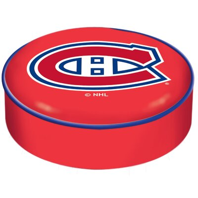 NHL Bar Stool Seat Slipcover NHL Team: Montreal Canadiens