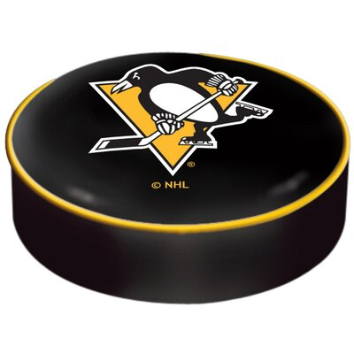 NHL Bar Stool Seat Slipcover NHL Team: Pittsburgh Penguins