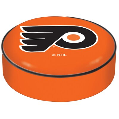 NHL Bar Stool Seat Slipcover NHL Team: Philadelphia Flyers Orange