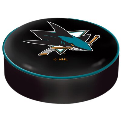 NHL Bar Stool Seat Slipcover NHL Team: San Jose Sharks