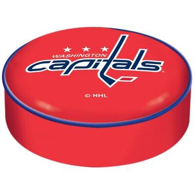 NHL Bar Stool Seat Slipcover NHL Team: Washington Capitals