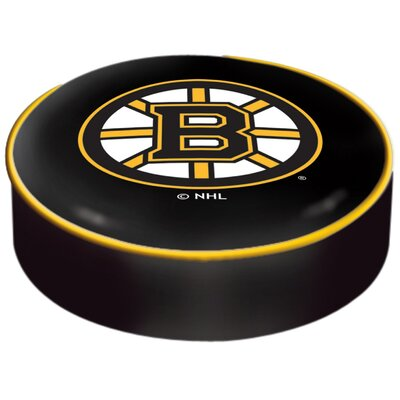 NHL Bar Stool Seat Slipcover NHL Team: Boston Bruins