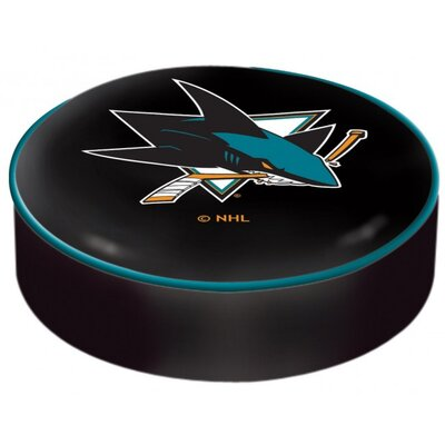 NHL Seat Cover Color: Black, NFL Team: San Jose Sharks
