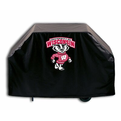 "Holland Bar Stool NCAA Grill Cover - Size: 36"" H x 66"" W x 21"" D, NCAA Team: Wisconsin - Bucky Badger at Sears.com"