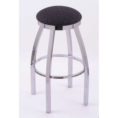 """Holland Bar Stool Classic 25"""" Swivel Bar Stool with Cushion - Seat Color: Vinyl - Grade 1 - Allante Seaoyster at Sears.com"""