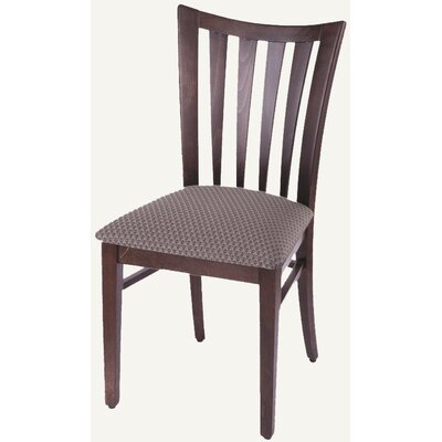 Easy financing Designer Slat Back Side Chair...