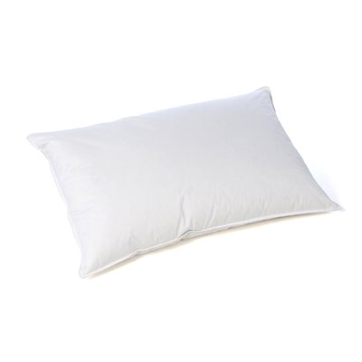 Hypoallergenic 550 Fill Power Down Pillow Size: King