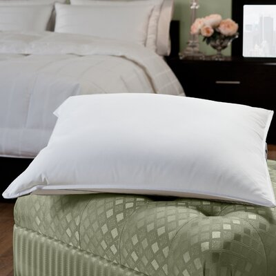 Four Star Hotel Goose Down Pillow Size: Queen
