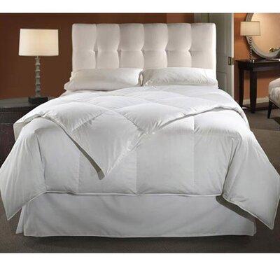DOWNLITE Hypoallergenic 550 Fill Power Down Comforter - Size: King