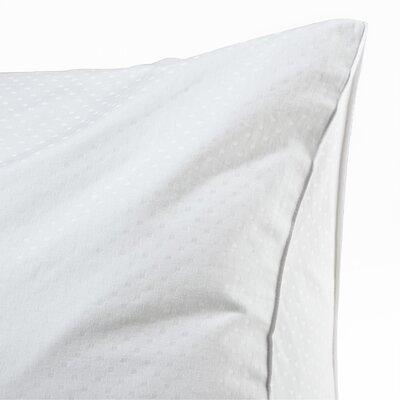 Dobby Dot Reading Wedge Pillow Cover