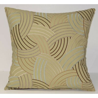 Newton KE Cotton Throw Pillow