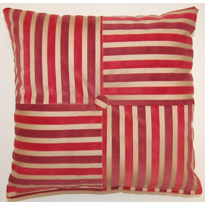 Hillston KE Pieced Button Throw Pillow