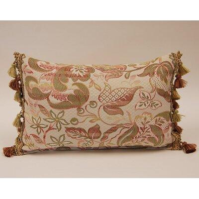 Palmer Tassel Fringe Lumbar Pillow