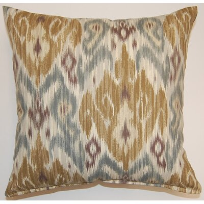Kiko KE Cotton Throw Pillow