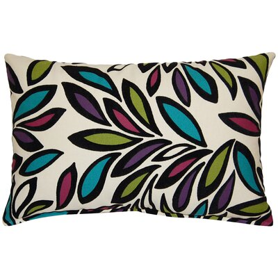 Galleria Lumbar Pillow Color: Jewel