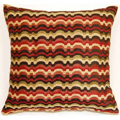 Throw Pillow Color: Jewel
