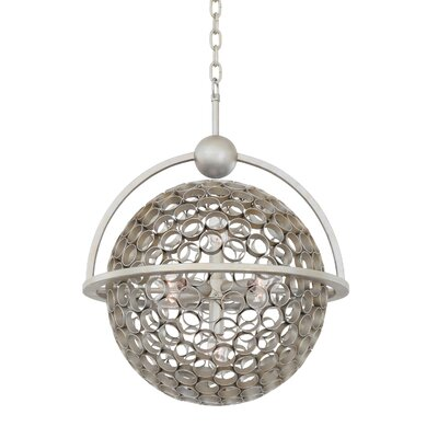 Marrero 6-Light Globe Pendant