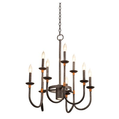 Bentham 10-Light Candle-Style Chandelier