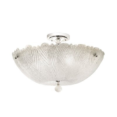 Croydon 6-Light Semi Flush Mount