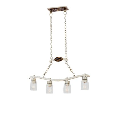 Largo 4-Light Kitchen Island Pendant