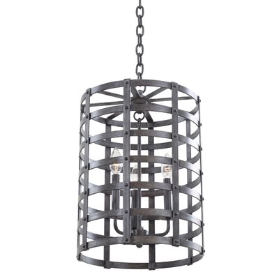 Townsend 3-Light Foyer Pendant