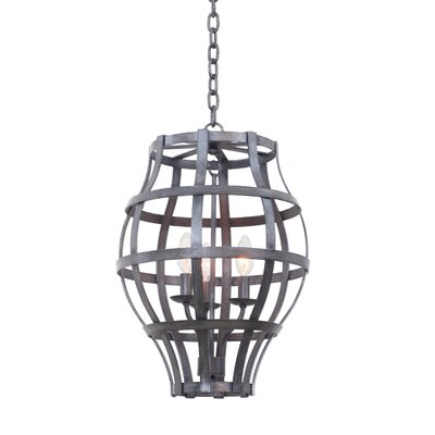 Townsend 3-Light Hanging Lantern