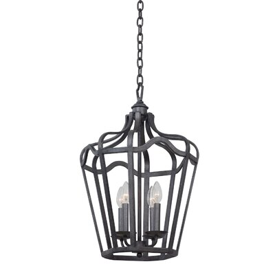 Livingston 6-Light Hanging Lantern