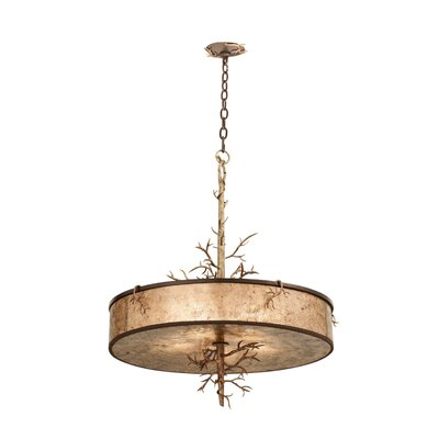 Oakham 1-Light Drum Pendant