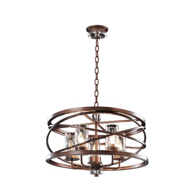 Eternity 5-Light Foyer Pendant