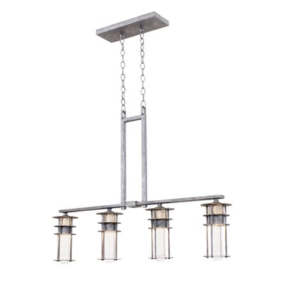 Anchorage 4-Light Kitchen Island Pendant