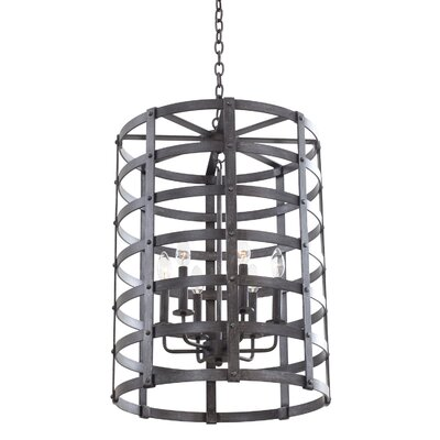 Townsend 6-Light Foyer Pendant