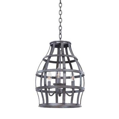 Townsend 3-Light Hanging Lantern